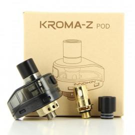 Cartouche Kroma Z 4.5ml + 2 résistances + drip tip Innokin