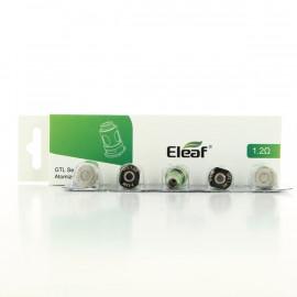 Pack de 5 résistances GTL 1.2ohm Eleaf