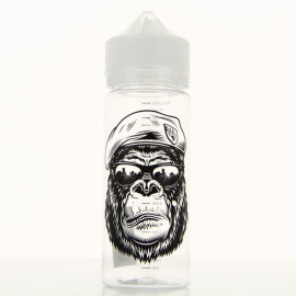 Fiole vide Chubby avec graduation N°11 Gorilla 120ml DIY'UP