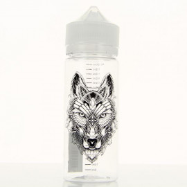 Fiole vide Chubby avec graduation N°15 Tatoo Wolf 120ml DIY'UP