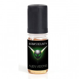 Booster Boba's Bounty Full VG Alien Visions 10ml 18mg