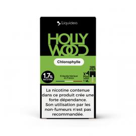 Pack de 4 Pods de 1ml Hollywood W Pod Liquideo 20mg