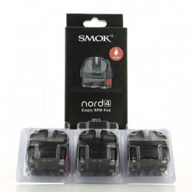 Pack de 3 cartouches 4.5ml RPM 2 Pod Nord 4 Smok
