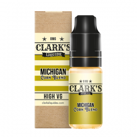Menthe Frost Clark's Liquide 10ml