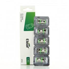 Pack de 5 résistances GTL 0,8ohm Eleaf