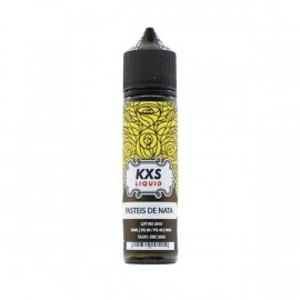 Chocolate Coconut Custard KxS Liquid 50ml 00mg