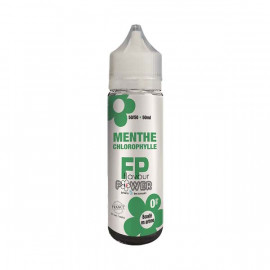 Menthe Chlorophylle 50/50 ZHC Mix Series Flavour Power 50ml 00mg