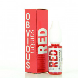 Red Obvious Liquids 10ml