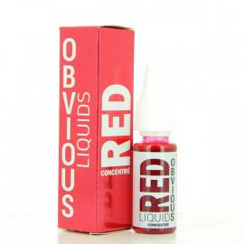 Red Concentré Obvious Liquids 10ml