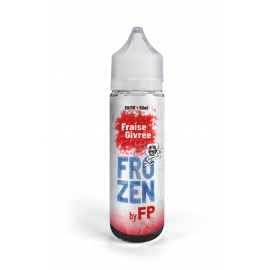 Fraise Givree ZHC Mix Series Frozen By Flavour Power 50ml 00mg