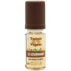 Le Gourmand Terroir & Vapeur 10ml