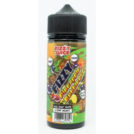 Fizzy Pineapple Bubblegum Fizzy Juice Mohawk & Co 100ml 00mg