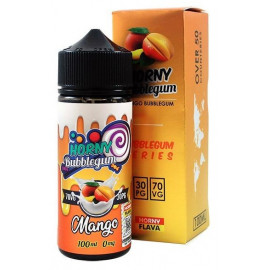 Mango Bubblegum Horny Flava 100ml 00mg