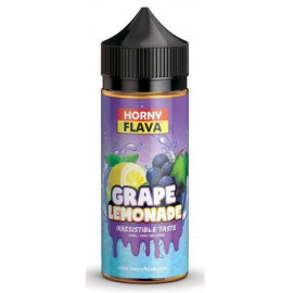 Grape Lemonade Horny Flava 100ml 00mg