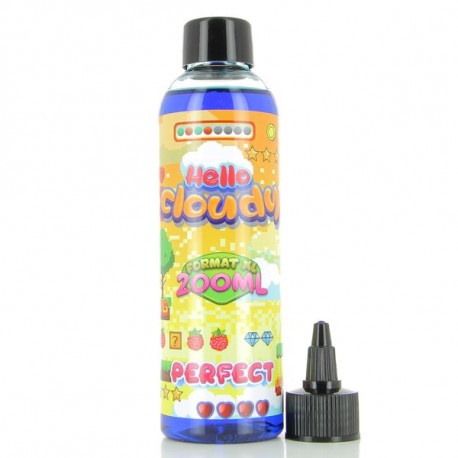 Level Up Hello Cloudy 200ml 00mg