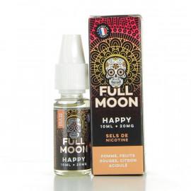 Happy Nic Salt Full Moon 10ml 20mg