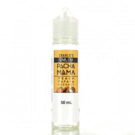 Peach Papaya Coconut Pachamama ZHC Mix Series Charlie s Chalk Dust 50ml 00mg