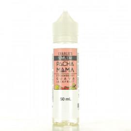 Strawberry Guava Jackfruit Pachamama ZHC Mix Series Charlie s Chalk Dust 50ml 00mg