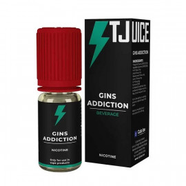 Gins Addiction T Juice 10ml