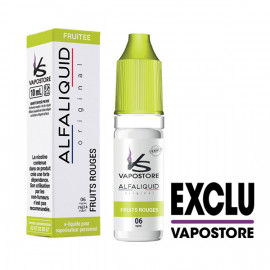 Fruits Rouges Vapostore Alfaliquid 10ml