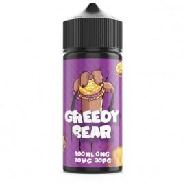 Bloated Blueberry Greedy Bear Vape Distillery 100ml 00mg