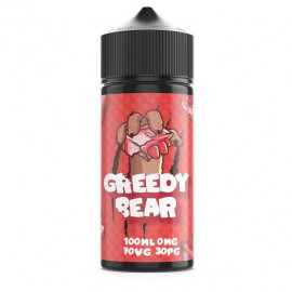 Chubby Cheesecake Greedy Bear Vape Distillery 100ml 00mg