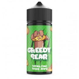 Cookie Cravings Greedy Bear Vape Distillery 100ml 00mg
