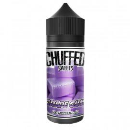 Grape Gum Sweets Chuffed 100ml 00mg