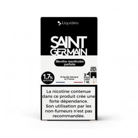 Pack de 4 Pods de 1ml Saint Germain Pod (W Cig)