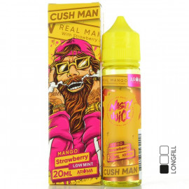 Mango Strawberry LongFill Cush Man Nasty Juice 20ml 00mg