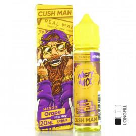 Mango Grape LongFill Cush Man Nasty Juice 20ml 00mg
