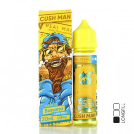 Mango Banana LongFill Cush Man Nasty Juice 20ml 00mg
