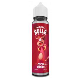 Coconanas Monsieur Bulle Liquideo 50ml 00mg