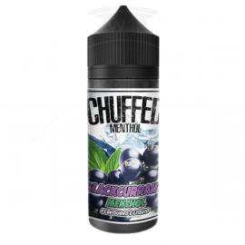 Blackcurrant Menthol Menthol Chuffed 100ml 00mg