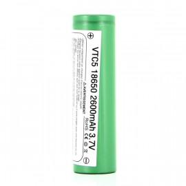 Accu 30A 18650 2600mAh VTC5 Sony