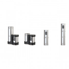 Kit Converter 50W Silver Black Ambition Mods