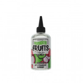 Apple Strawberry Raspberry Forbidden Fruits By Vintage Juice 200ml 00mg