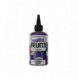 Blackcurrant Berry Ice Forbidden Fruits By Vintage Juice 200ml 00mg