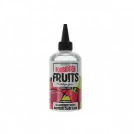 Strawberry Cherry Raspberry Candy Slush Forbidden Fruits By Vintage Juice 200ml 00mg