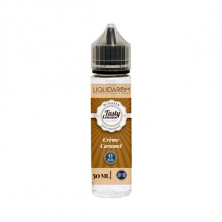 Crème Caramel Tasty Collection Liquidarom 50ml 00mg