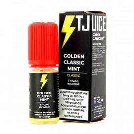 Golden Classic Mint T Juice 10ml