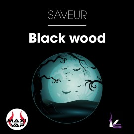 MaxiVap Black Wood