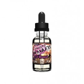 Orangz 12Monkeys 30ml
