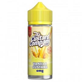 Vanilla Custard The Custard Company 100ml 00mg