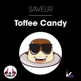 MaxiVap Toffee Candy
