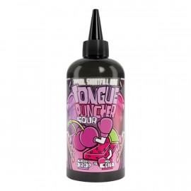 Cherry Drop VS Mel Cena Tongue Puncher Sour Juice Joe's Juice 200ml 00mg