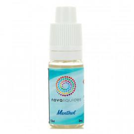 Menthol Nova Liquides 10ml