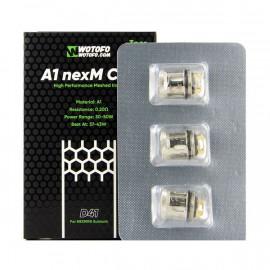 Pack de 3 résistances D41 0.2ohm NexMesh Nexmini Wotofo