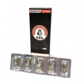 Pack de 5 résistances Mesh Cosmo C5 Vaptio