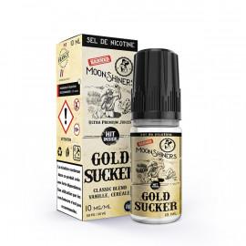 Gold Sucker Nic Salt Moonshiners 10ml